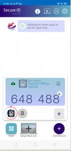 Fortnite Login Secure Epicgames Totp Setup Digital Eid Esignature Mfa 2fa Two Factor Multi Factor Authentication Cyber Security That Scales Eid Esignature Mfa 2fa Safe Login Zeropassword Ekyc Real Time Customer Verification Cyber